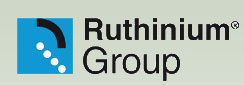 Logo Ruthinium Group - Depósito dental, materiales dentales y dientes artificiales
